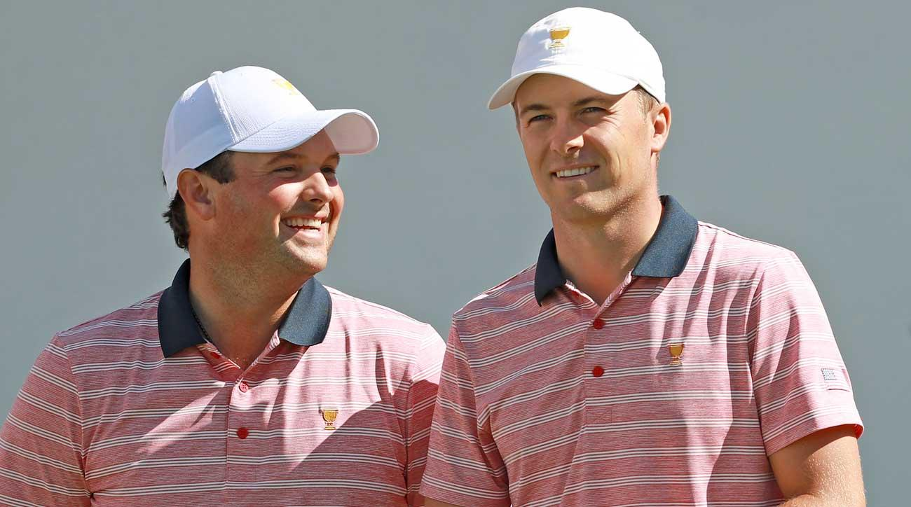 Spieth and Reed have played as match-play teammates a dozen times, but have never faced off in competition.
