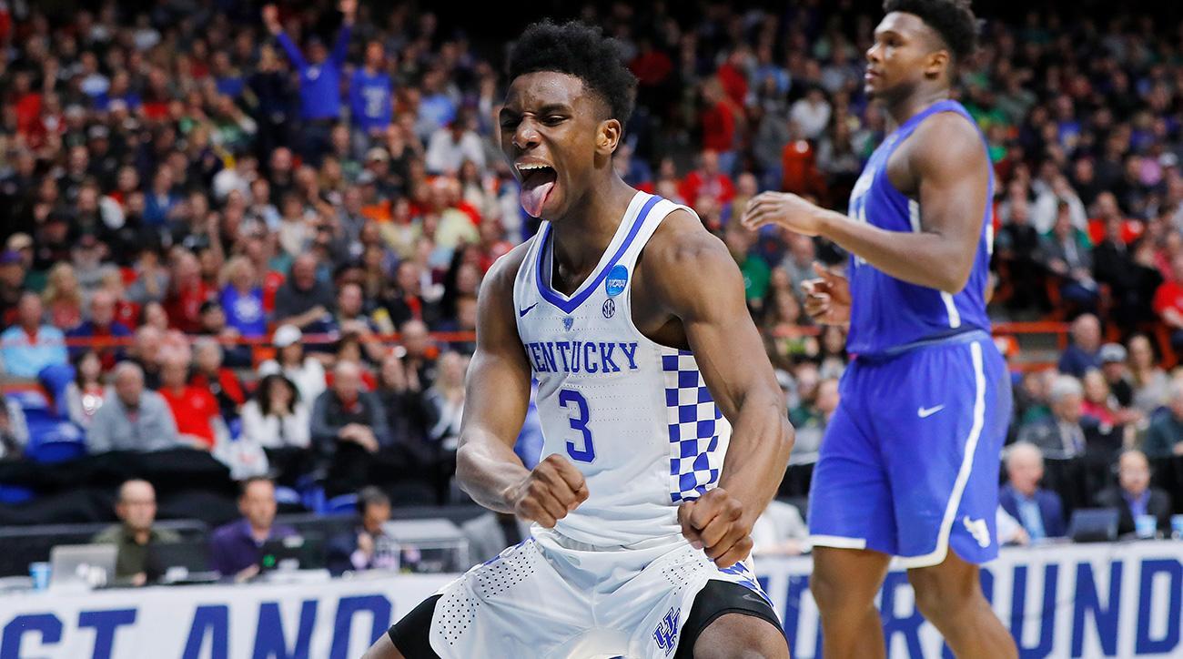 NCAA tournament 2018 Sweet 16: Kentucky's Final Four chances