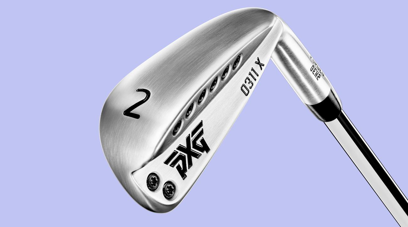 The new PXG 0311X driving iron is one of many new options from the game's top manufacturers.