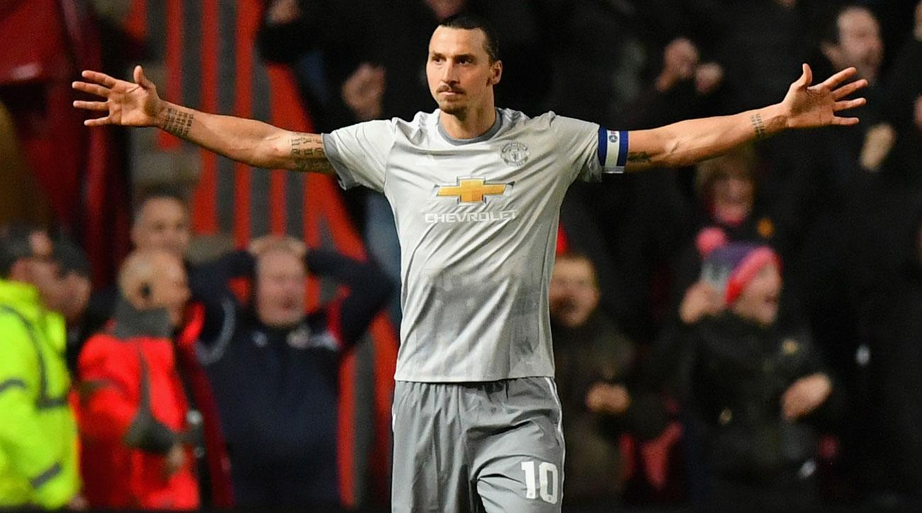 Zlatan Ibrahimovic is headed to the LA Galaxy