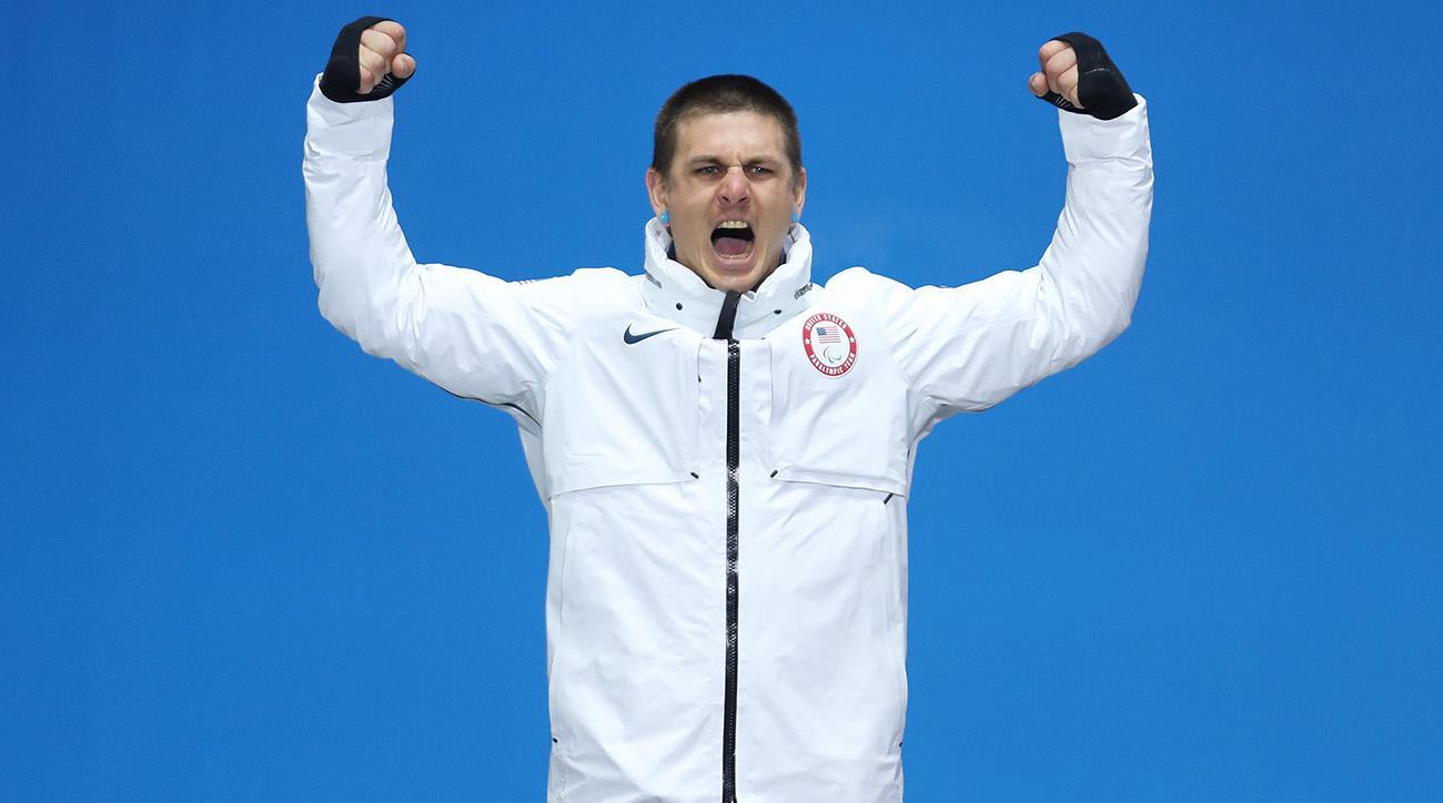 evan strong, pyeongchang 2018, pyeongchang, paralympics, 2018 paralympics