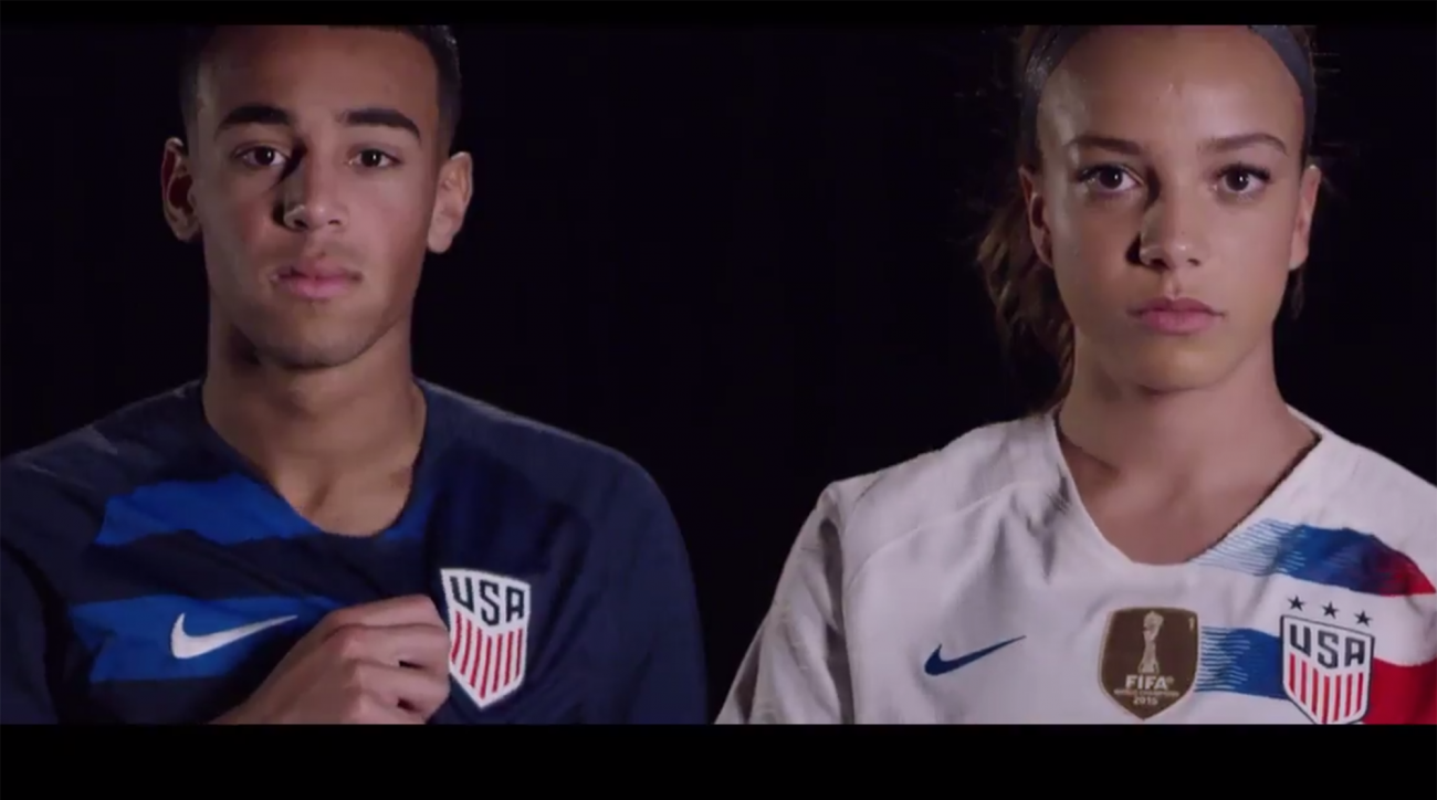 newest 84c32 ce70a USMNT kits: The jerseys the squad won't wear at World Cup ...