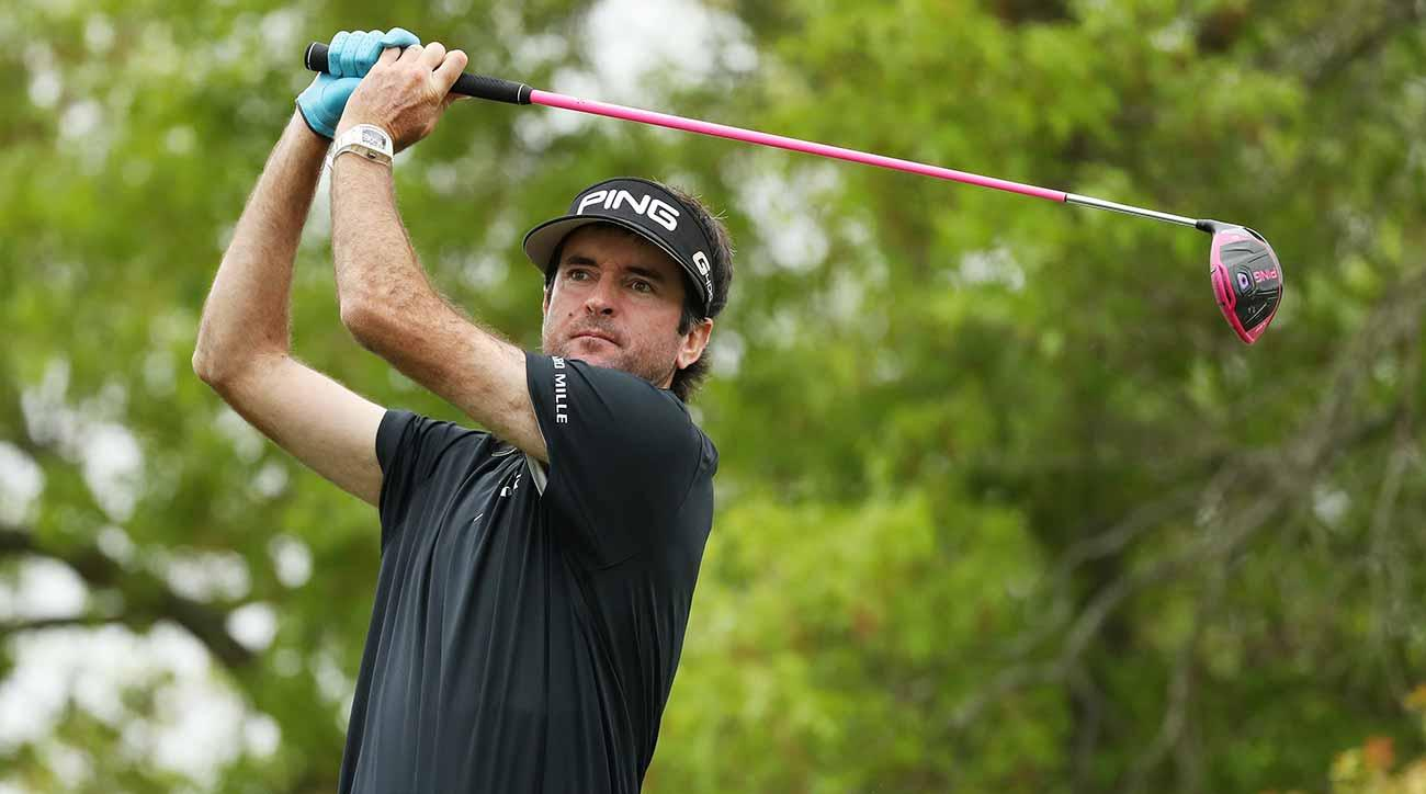 Bubba Watson took down one of the hottest players in the field in Justin Thomas.