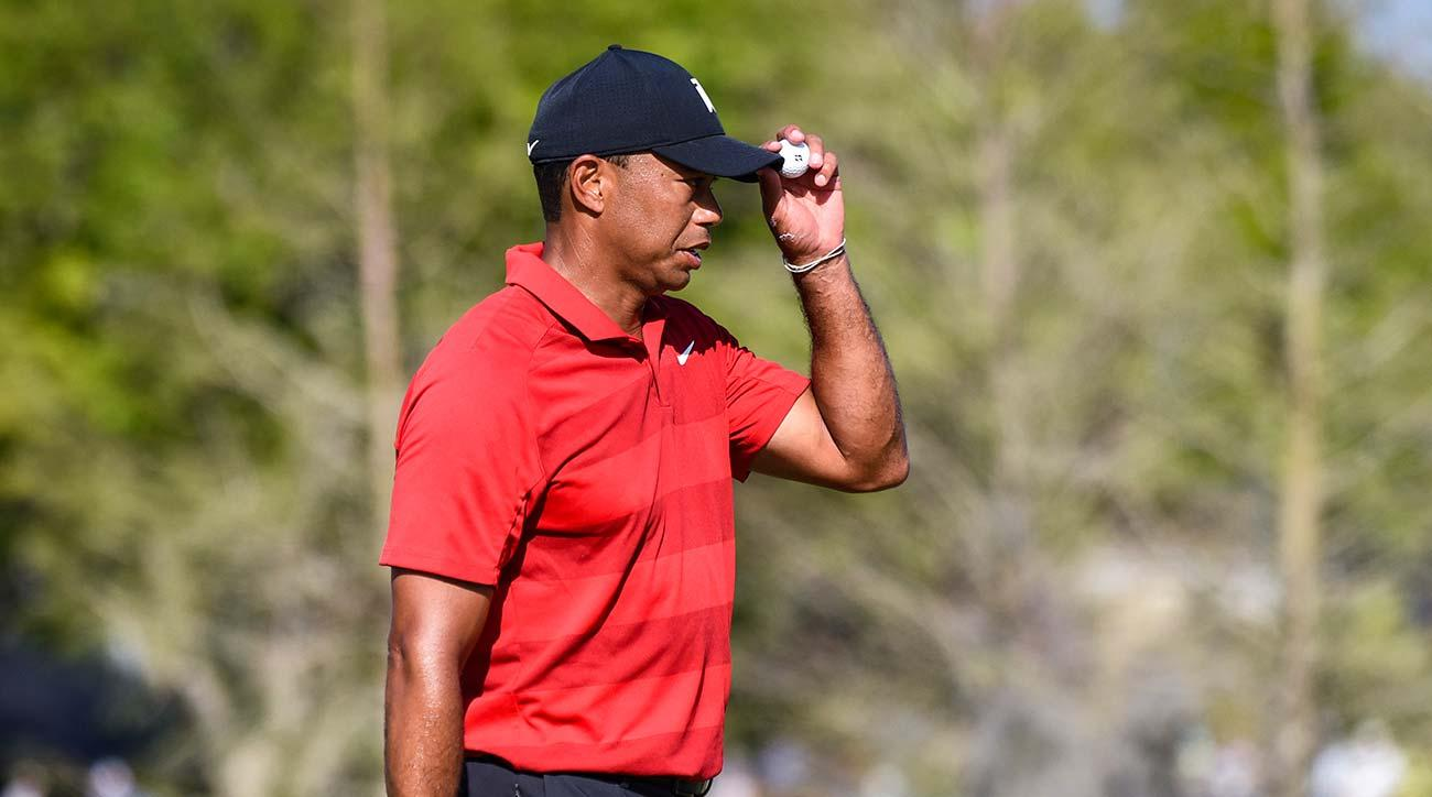 Tiger Woods to play 2018 National at TPC Potomac