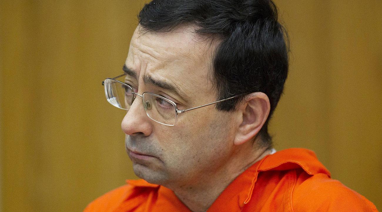 larry nassar boss william strampel sexual misconduct