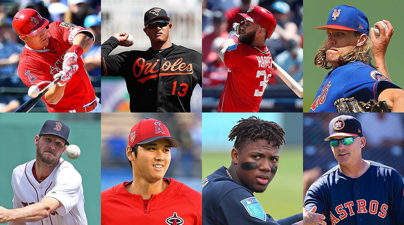 MLB Awards Predictions: Will Mike Trout, Bryce Harper Win