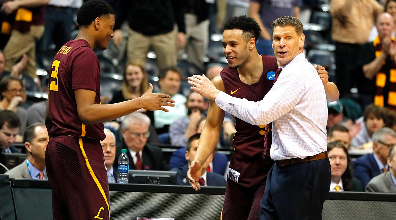 Porter Moser rumors: Loyola-Chicago coach on the market?