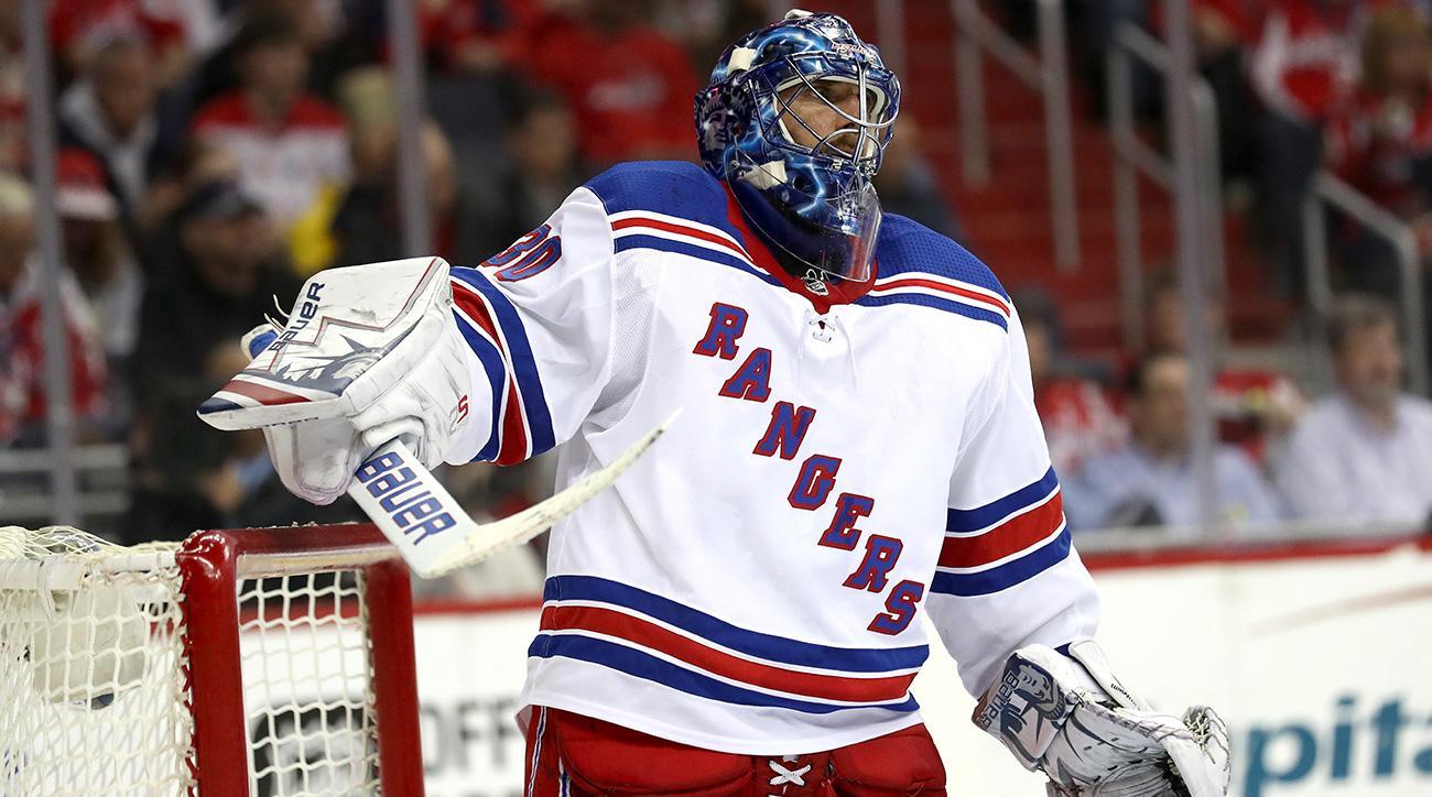 Henrik Lundqvist Happy To Be Part Of New York Rangers Rebuilding
