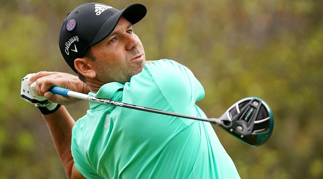 Sergio Garcia enters this Masters as the defending champion.
