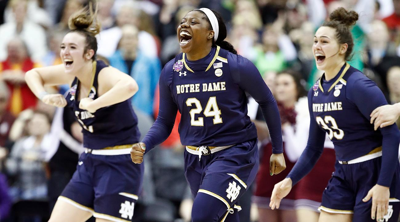 Women's NCAA basketball tournament: Arike Ogunbowale, Notre Dame cap improbable season with title