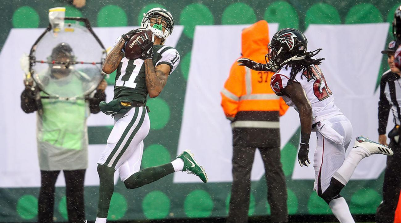 Robby Anderson arrest: Felony charges dropped against Jets WR