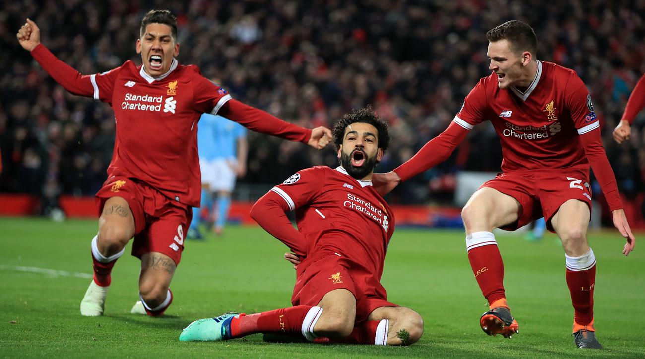 Nhìn lại những khoảnh khắc đáng nhớ nhất tại Champions League 2017/18