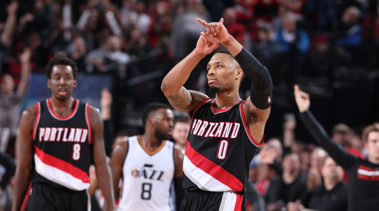 d9a3c9d13 Damian Lillard  The Blazers Star Has Redefined  Dame Time