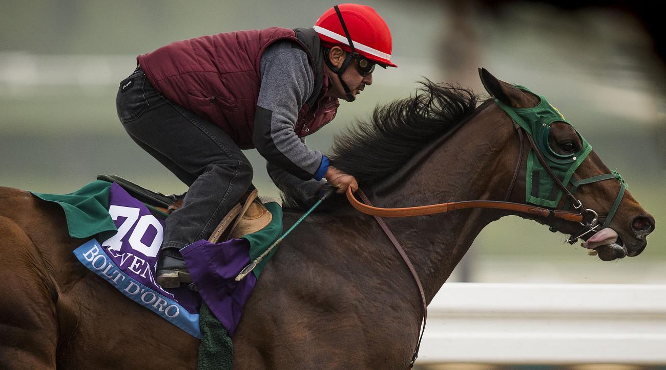 Kentucky Derby horse named after Usain Bolt
