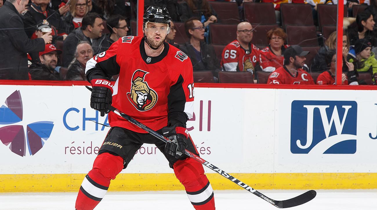 Ottawa Senators Marian Gaborik