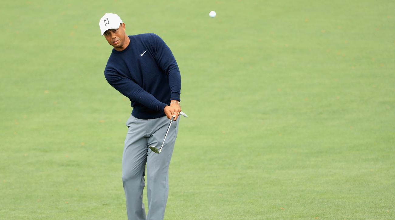 Tiger Woods live blog Masters round 1