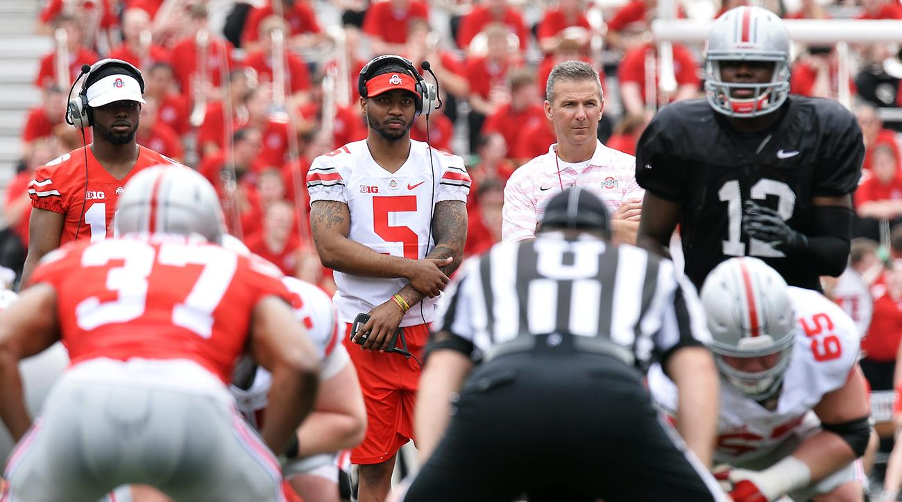 Carson Palmer, J.T. Barrett and college football quarterback battles