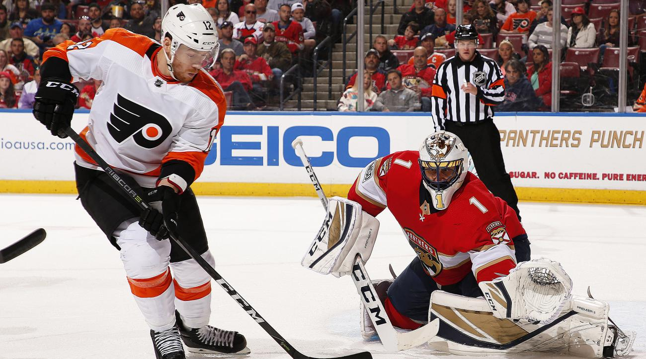flyers panthers tiebreaker game