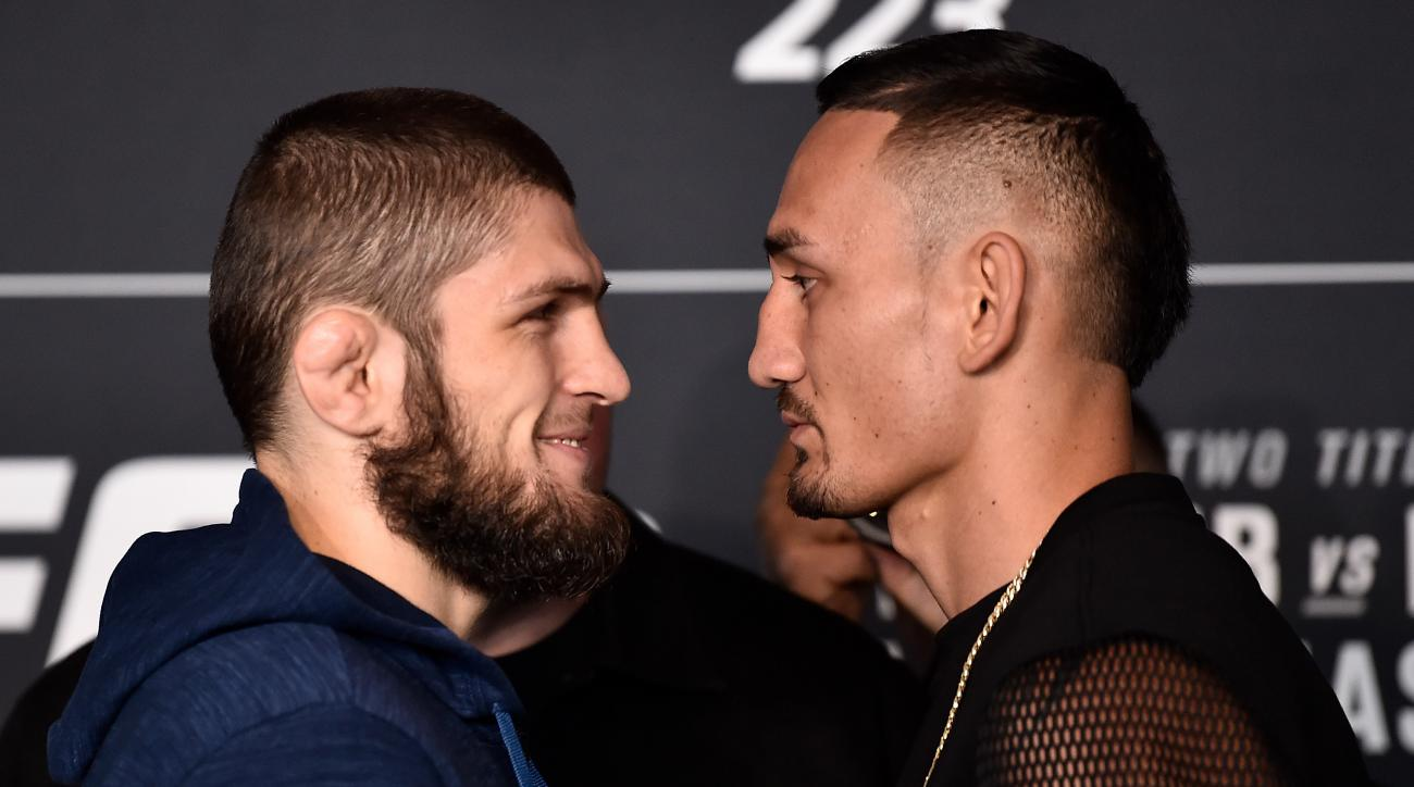 UFC 223 card: Max Holloway-Khabib Nurmagomedov fight canceled