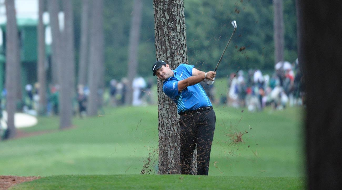 Patrick Reed shot a five-under 67 on Saturday at Augusta National.