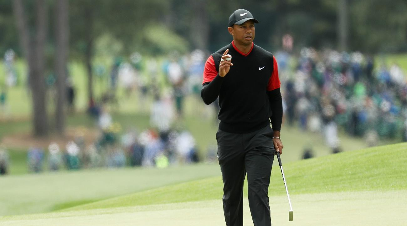 tiger woods u0026 39  masters week was a disappointment  but not