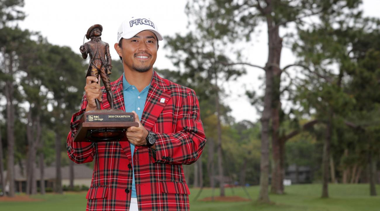 A final round of 66 was good enough to get Kodaira into a playoff, which he won for his first Tour title.
