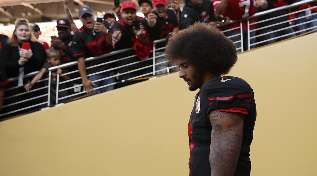 Why Colin Kaepernick Will Not Be Signed By Nfl Team Si Com