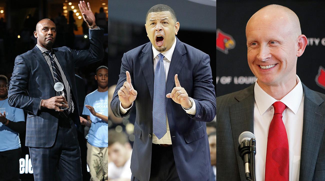 College basketball coaching carousel: Chris Mack, Penny Hardaway, Jeff Capel grades