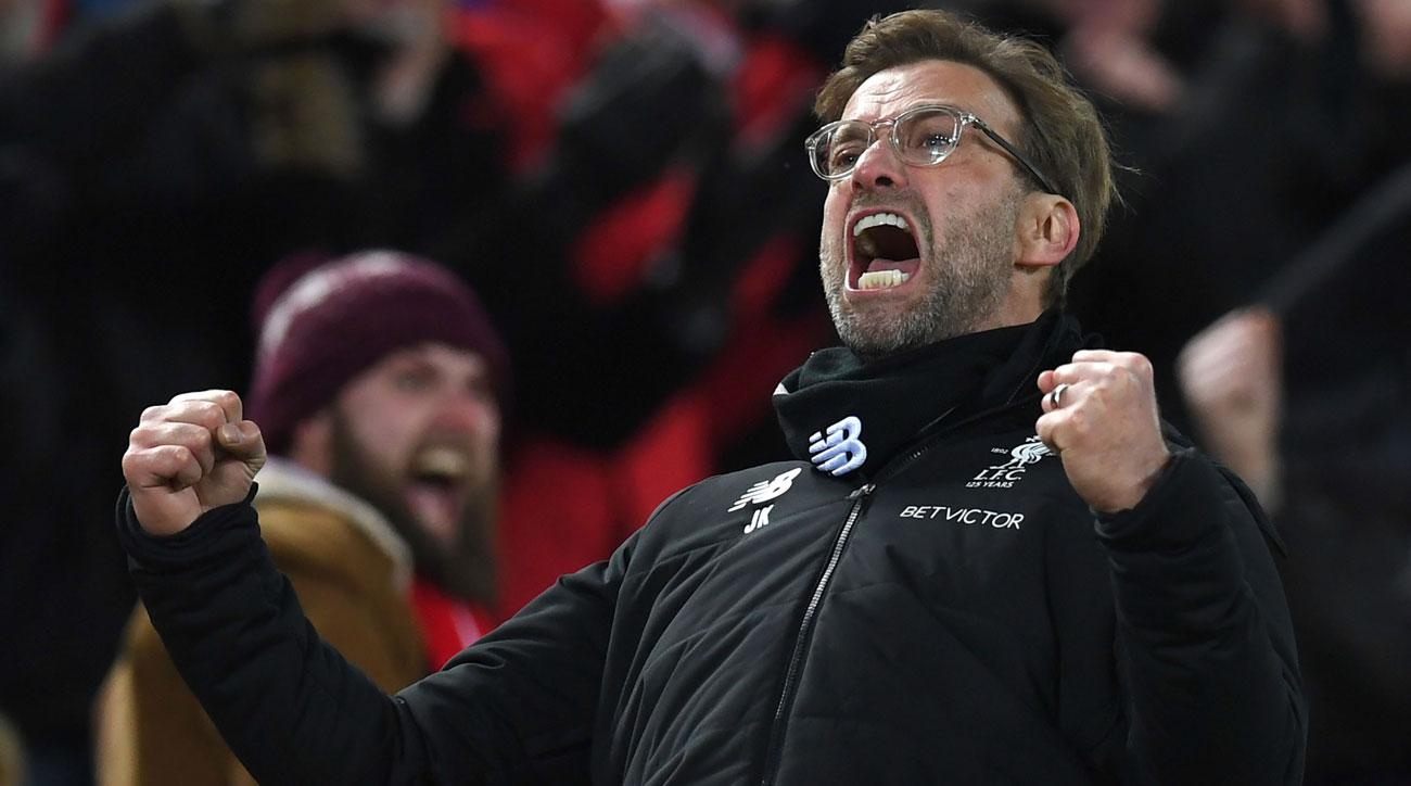 Jurgen Klopp has overseen Liverpool's rejuvenation