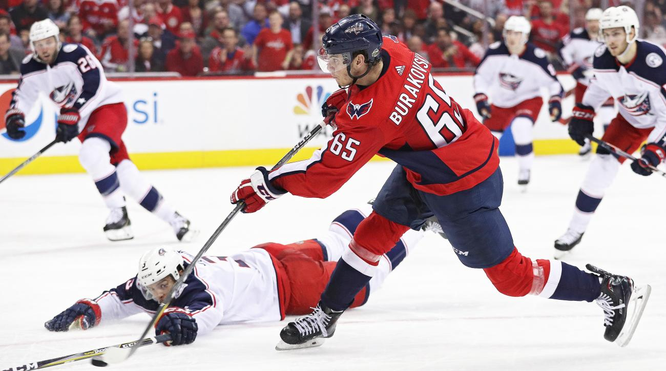 Capitals F to have surgery, out for first round