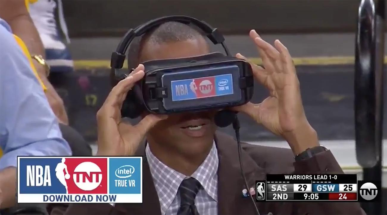 Nba Playoffs In Virtual Reality Putting The Tech To The Test Sicom