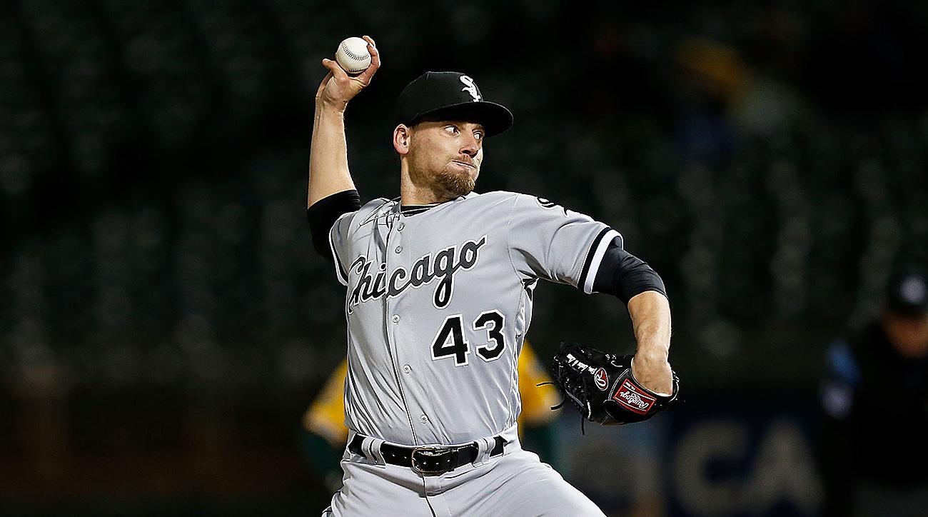 Chicago White Sox Danny Farquhar