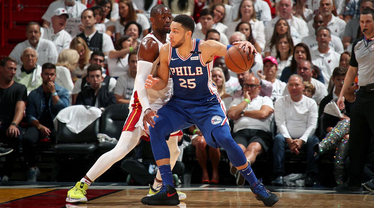 Philadelphia 76ers v Miami Heat - Game Four