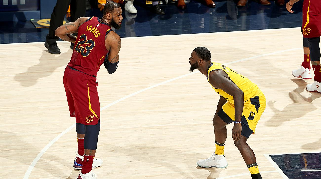 Cavaliers vs. Pacers Game 4