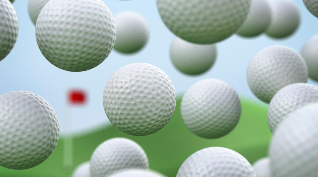 Do you use premium-priced Tour golf balls or less expensive ones