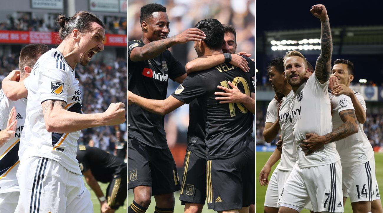 MLS Ambition Rankings: Numbers behind Western Conference