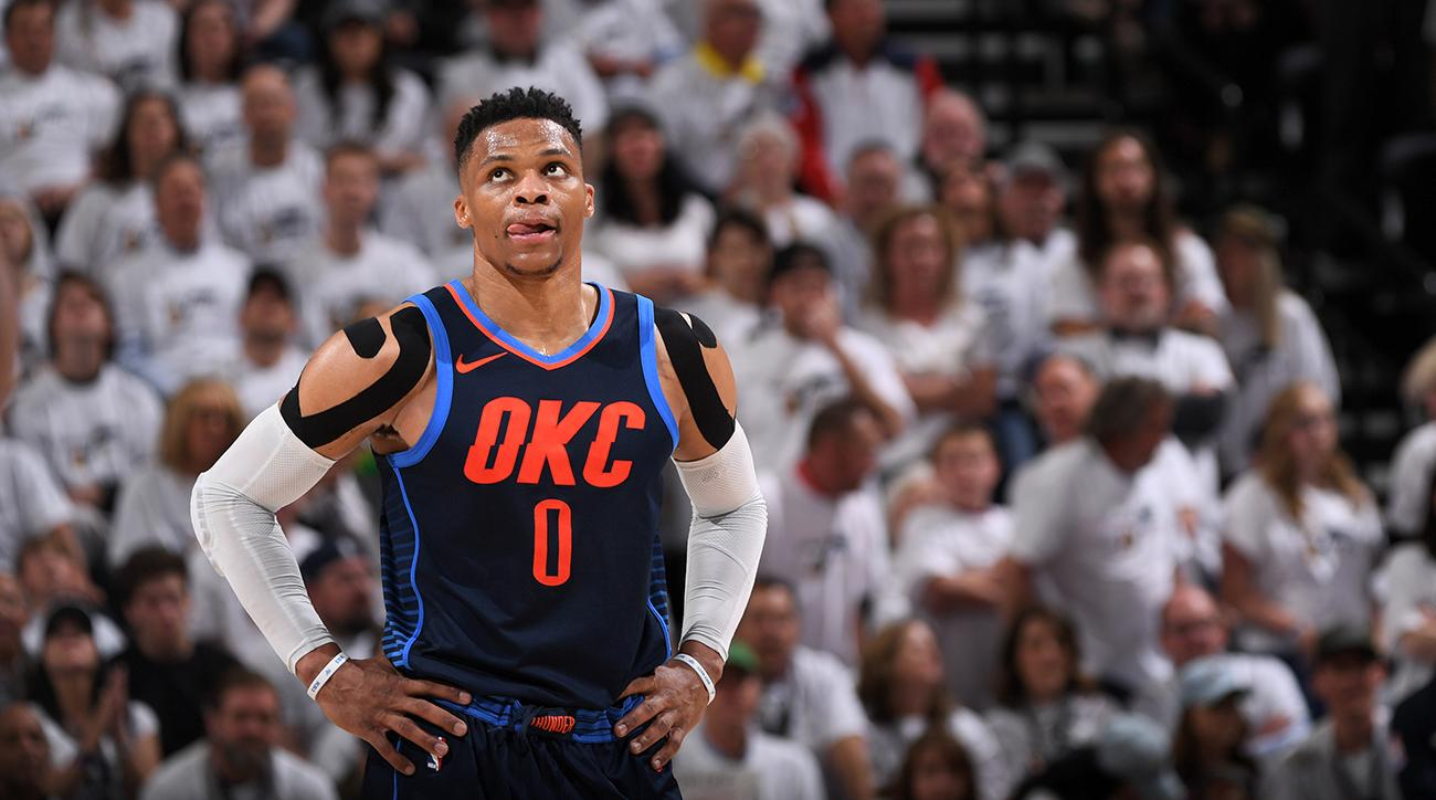 Oklahoma City Thunder v Utah Jazz - Game Four