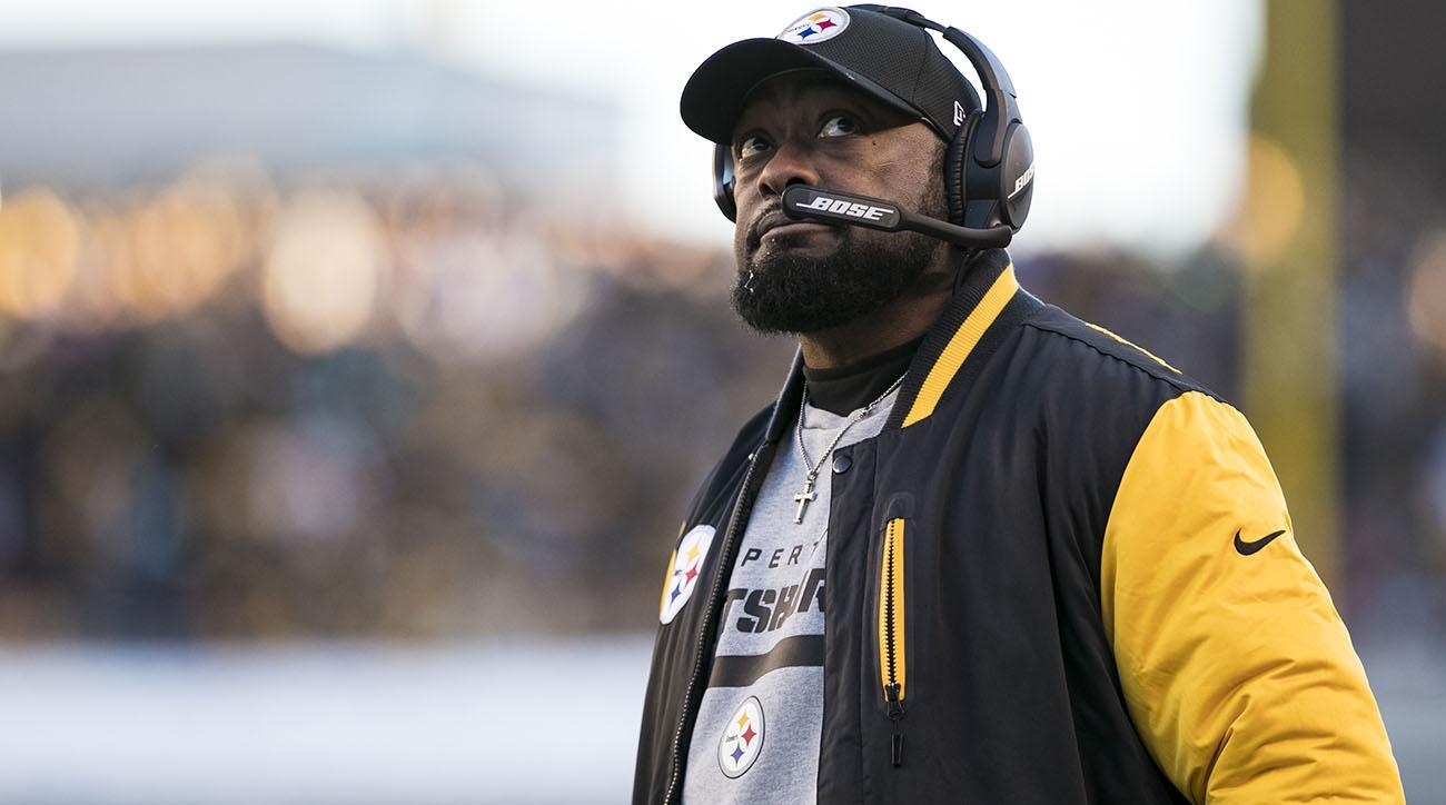 3511b1765 Pittsburgh Steelers draft picks 2018  Grades