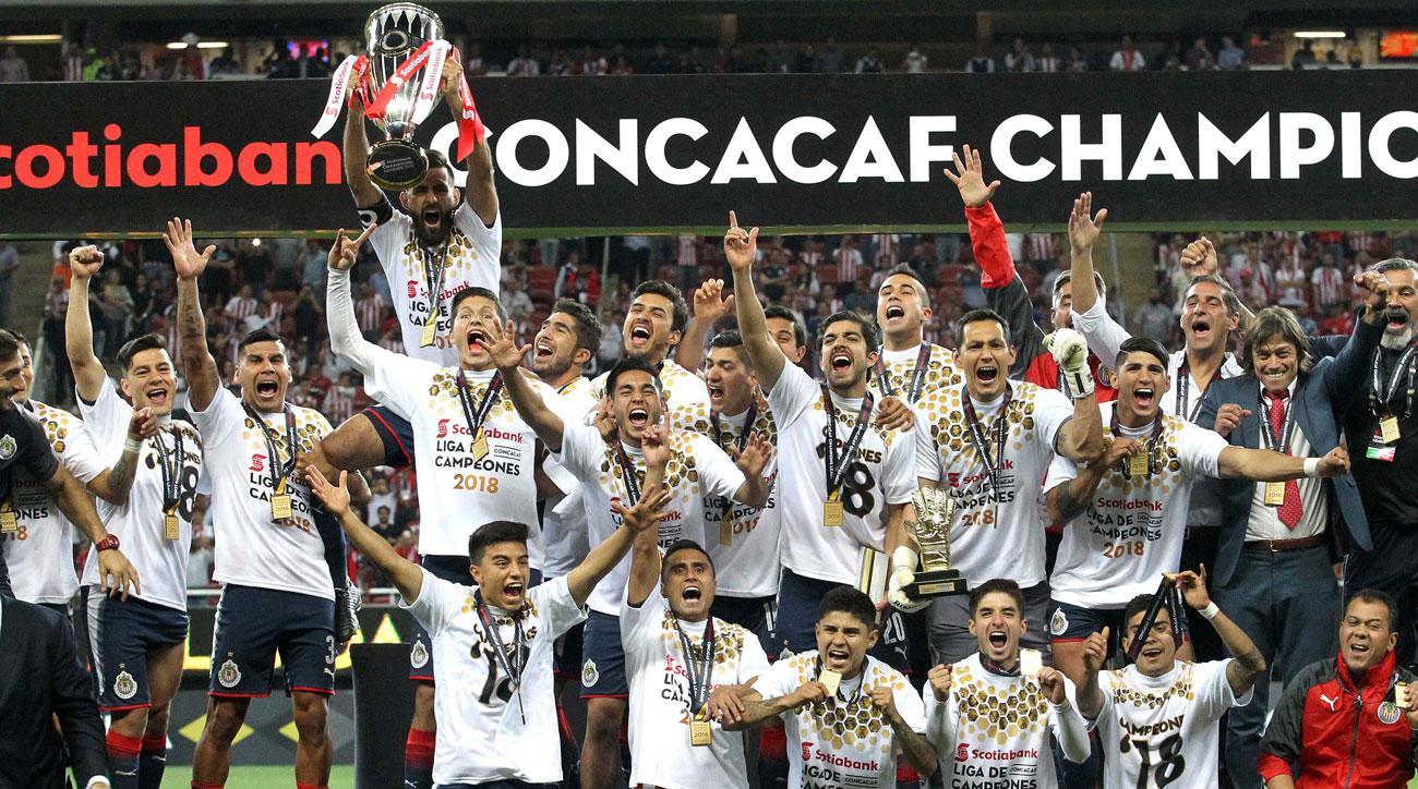 Chivas wins the 2018 CCL title
