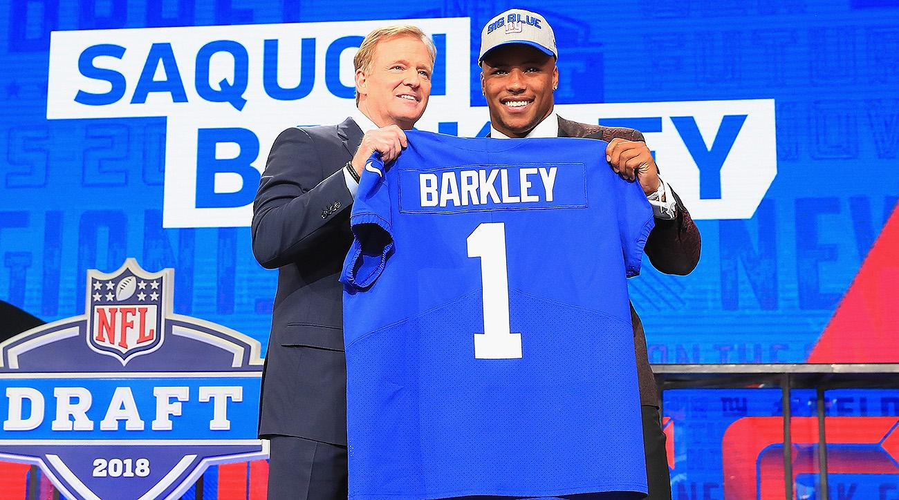 209403813 NFL Draft 2018 Grades  Analysis of Every Team s First-Round Pick