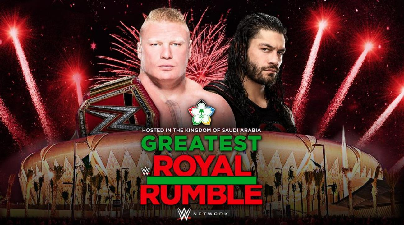 WWE Greatest Royal Rumble: Live results, highlights, updates