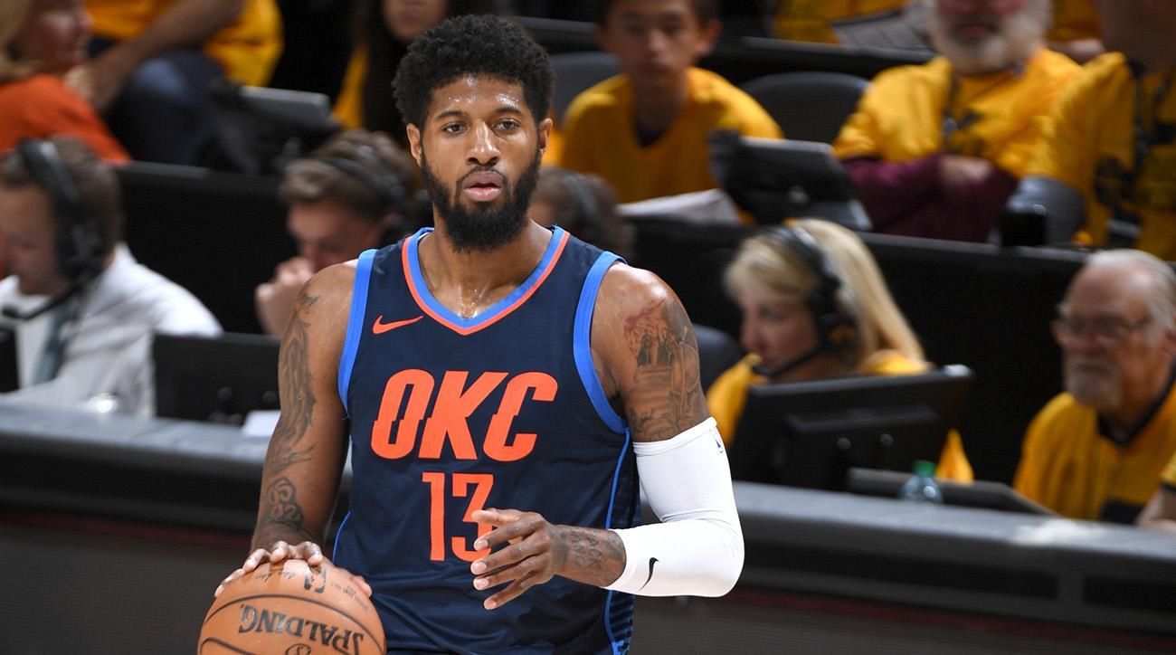 Oklahoma City Thunder v Utah Jazz - Game Six