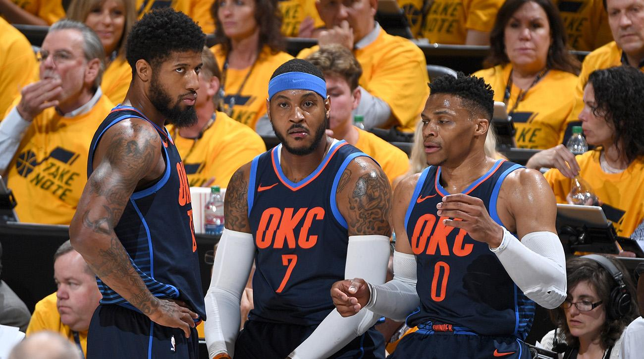 948e81eda784 NBA Playoffs  Paul George  Would Love to Remain  in OKC