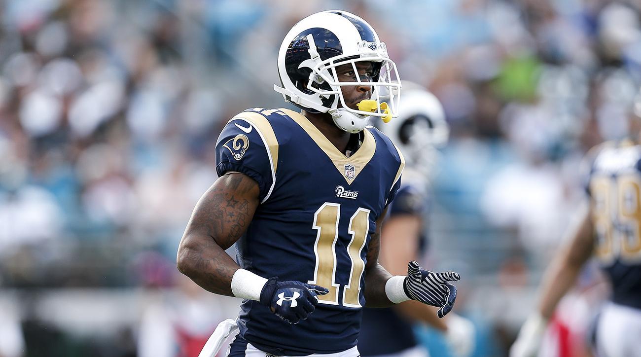2018 NFL draft  Rams trade WR Tavon Austin to Cowboys  4549377c2