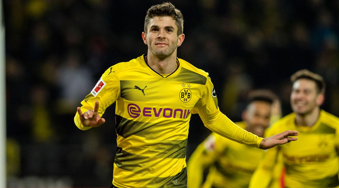 f6584f240aa Masters of Modern Soccer  Christian Pulisic and the Craft of the Attacking  Midfielder