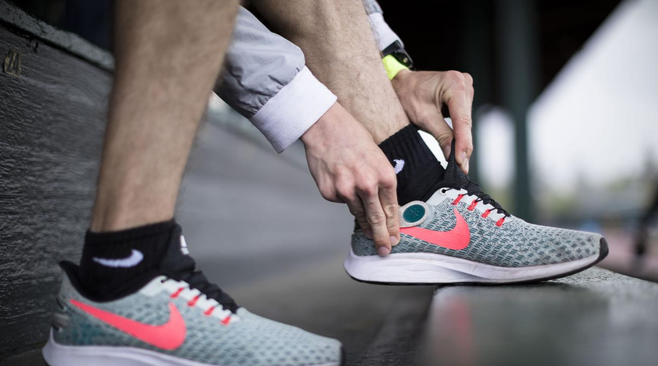 89080889c54b Nike FlyEase shoe technology to aid runners with disabilities (PHOTOS)