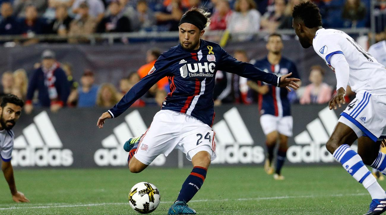 8828d5bd9 Lee Nguyen trade  LAFC acquires New England Revolution star