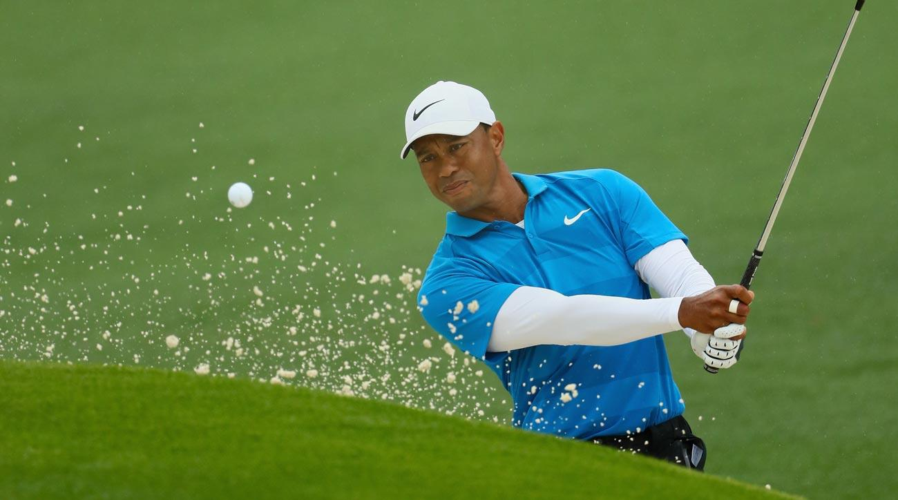 Tiger Woods Live Blog at Wells Fargo Champiosnhip