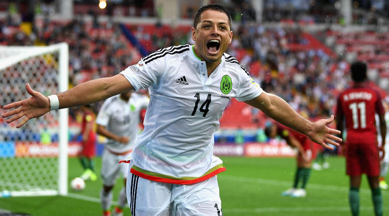 Chicharito remains Mexico's centerpiece heading into the 2018 World Cup