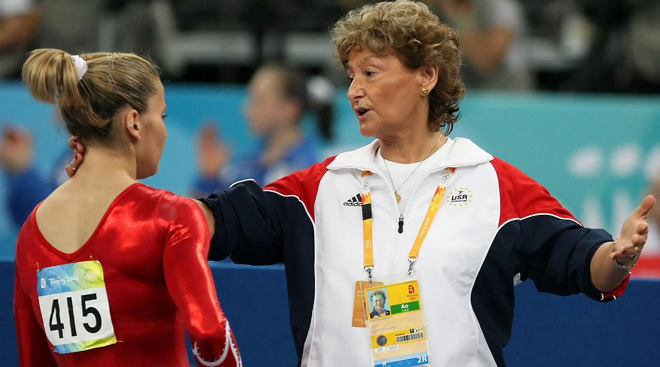 Martha Karolyi Larry Nassar Team USA gymnasts